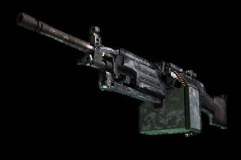 M249 | Blizzard Marbleized (Battle-Scarred) Prices