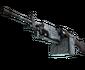 M249 | Blizzard Marbleized (Well-Worn)