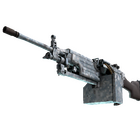 M249 | Blizzard Marbleized (Factory New)