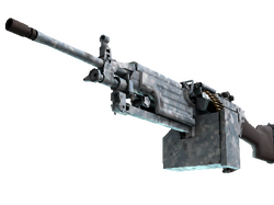 M249 | Мраморный буран (Прямо с завода)
