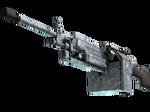M249 Blizzard Marbleized