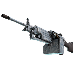 M249 | Blizzard Marbleized (Minimal Wear)