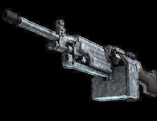 M249 | Blizzard Marbleized