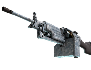 M249   Мраморный буран