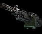 M249 | Jungle DDPAT (Battle-Scarred)