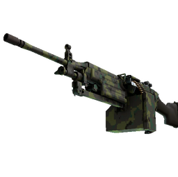 M249 | Jungle DDPAT (Factory New)