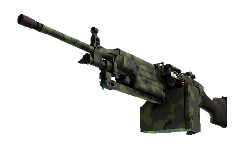 M249   Jungle DDPAT (Factory New) Prices