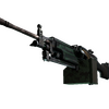 M249 | Jungle <br>(Battle-Scarred)