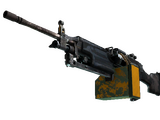 M249 | Impact Drill (Battle-Scarred)