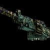M249 | Emerald Poison Dart (Factory New)