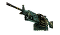 M249 - Emerald Poison Dart