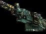 Скин M249 | Emerald Poison Dart