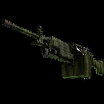 M249 | Крокодиловая сетка