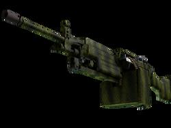 M249 | Крокодиловая сетка (Немного поношенное)
