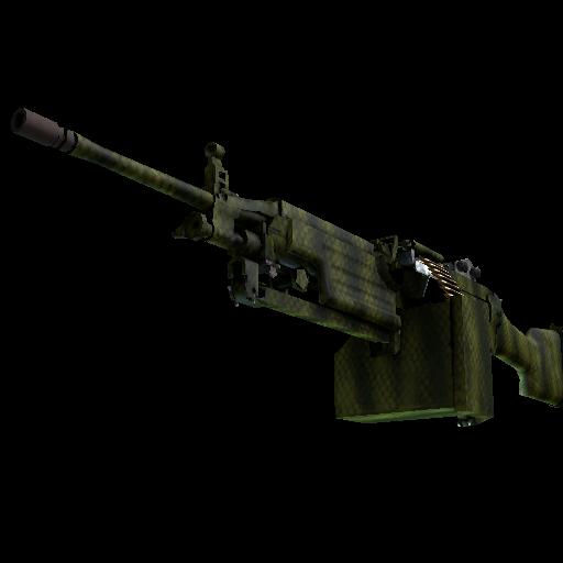 M249 | Gator Mesh - gocase.pro