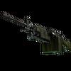 M249 | Gator Mesh (Well-Worn)