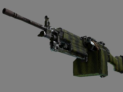 Safehouse M249 Gator Mesh