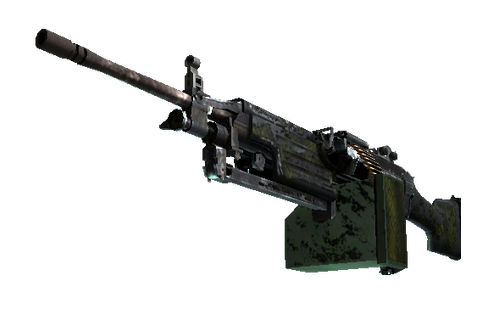 Buy M249 | Gator Mesh (Battle-Scarred)