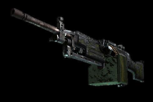 M249 | Gator Mesh (Battle-Scarred) Prices