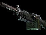 M249 | Gator Mesh (Battle-Scarred)
