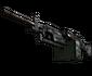 M249 | Contrast Spray (Battle-Scarred)