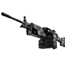 Souvenir M249 | Contrast Spray (Well-Worn)