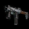 Souvenir MP9 | Slide <br>(Battle-Scarred)
