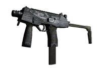 MP9   Green Plaid (Battle-Scarred)