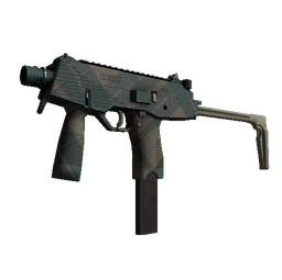 MP9 | Green Plaid (Factory New)