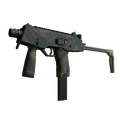 MP9 | Green Plaid <br>(Minimal Wear)
