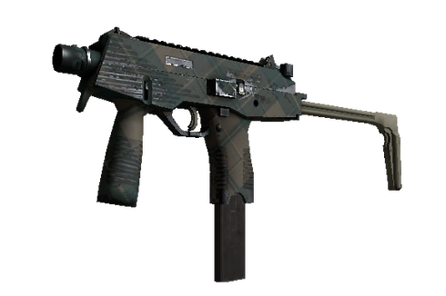 MP9 | Green Plaid (Well-Worn) Prices