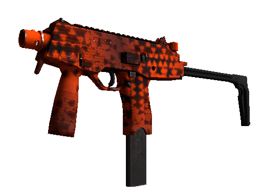 MP9 | Setting Sun Minimal Wear
