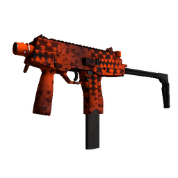 MP9 | Setting Sun (Minimal Wear)