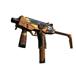 StatTrak™ MP9 | Modest Threat (Factory New)