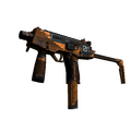 MP9 | Modest Threat <br>(Battle-Scarred)