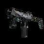 MP9   Black Sand (Battle-Scarred)
