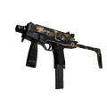 MP9 | Black Sand <br>(Field-Tested)