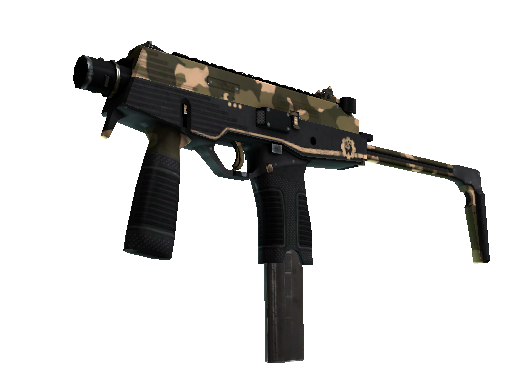 StatTrak™ MP9 | Black Sand (Minimal Wear)