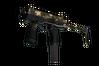 MP9 | Black Sand (Minimal Wear)