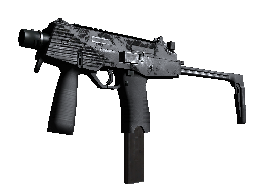 MP9 | Dart Battle-Scarred