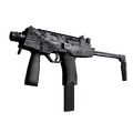 MP9 | Dart <br>(Battle-Scarred)