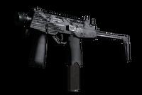 MP9   Dart (Battle-Scarred)