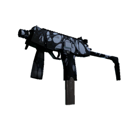 StatTrak™ MP9 | Goo (Well-Worn)