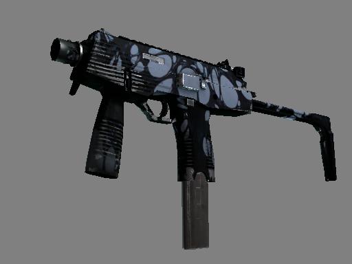 MP9 | Goo Battle-Scarred