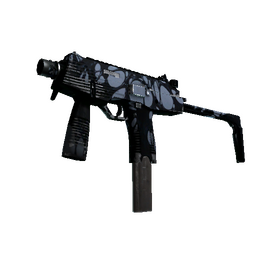 StatTrak™ MP9 | Goo (Battle-Scarred)