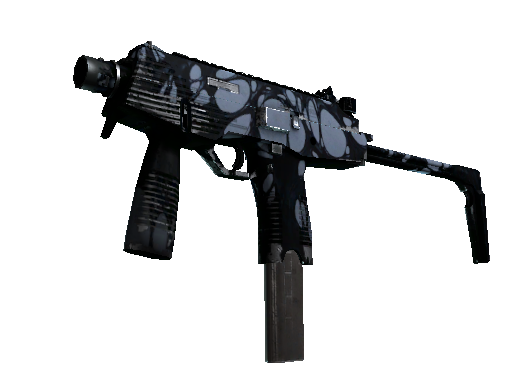 MP9 | Goo Battle-Scarred