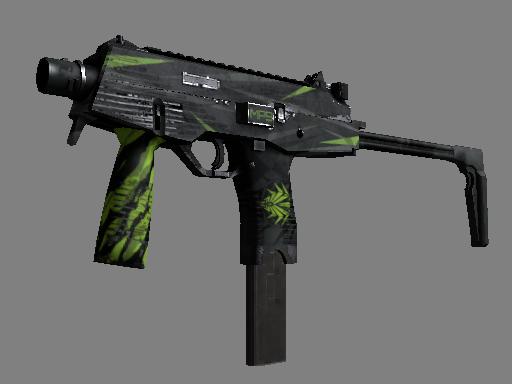 Скин StatTrak™ MP9 | Смертельный яд (Закаленное в боях)