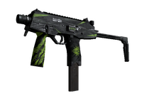 MP9   Deadly Poison (Battle-Scarred)