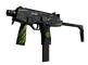 StatTrak™ MP9 | Deadly Poison (Battle-Scarred)