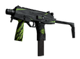 MP9 Deadly Poison CS:GO Skin